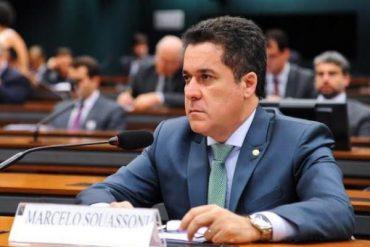 O ex-deputado federal Marcelo Squassoni