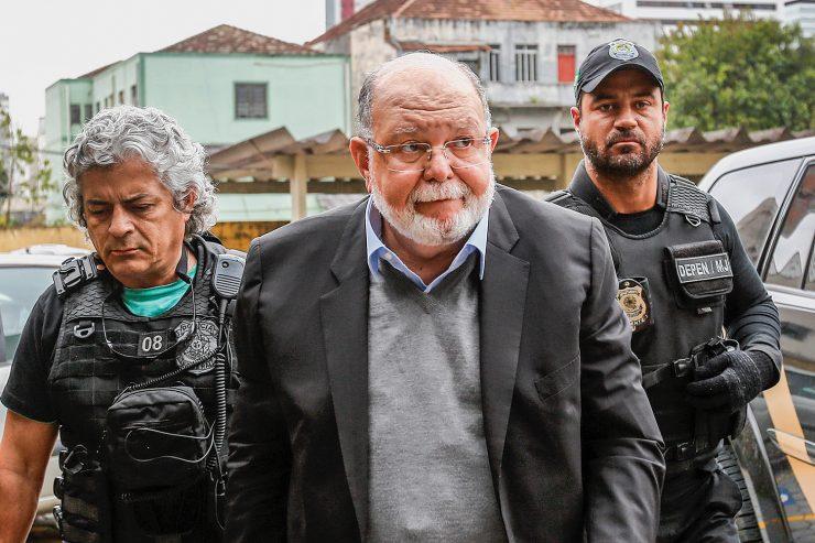 Léo Pinheiro, da OAS