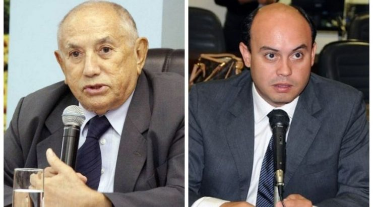 Siqueira Campos e Sandoval Cardoso