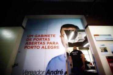Vereador André Carús (MDB),