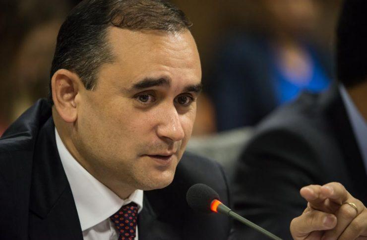 Julio Modesto, ex-secretário de Gestão de Mato Grosso