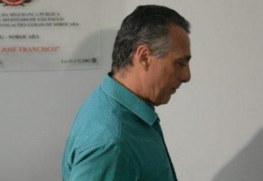 Carlos Aymar, ex-prefeito de Araçariguama