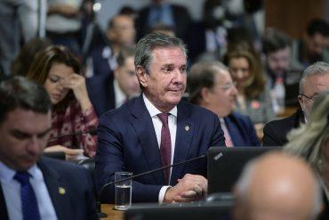 Senador Collor - Foto Agência Senado