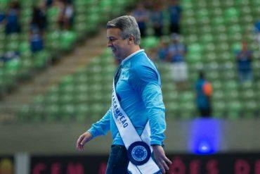 Fabiano Oliveira Costa, diretor jurídico do Cruzeiro