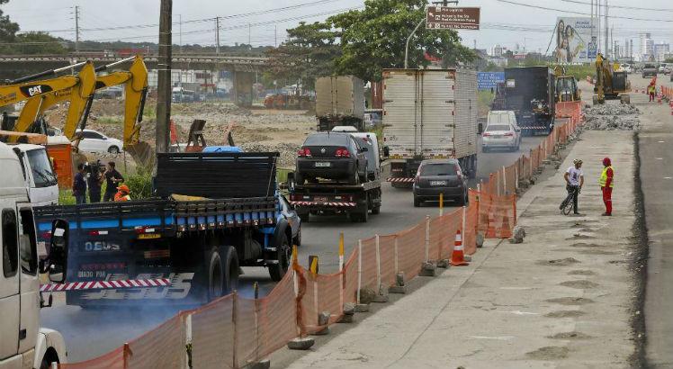 Contorno Viário da Região Metropolitana do Recife