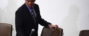Sergio Moro pede demissão