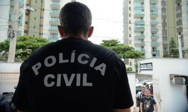 milícia polícia civil