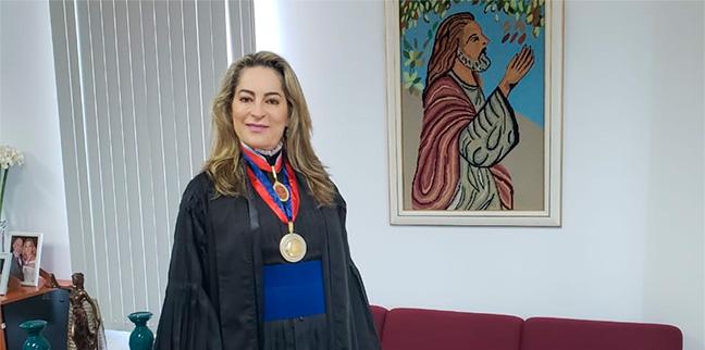 Desembargadora Lígia Maria Ramos Cunha Lima, do Tribunal de Justiça da Bahia (TJ-BA)
