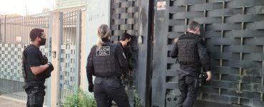 Polícia Civil do Paraná em ação
