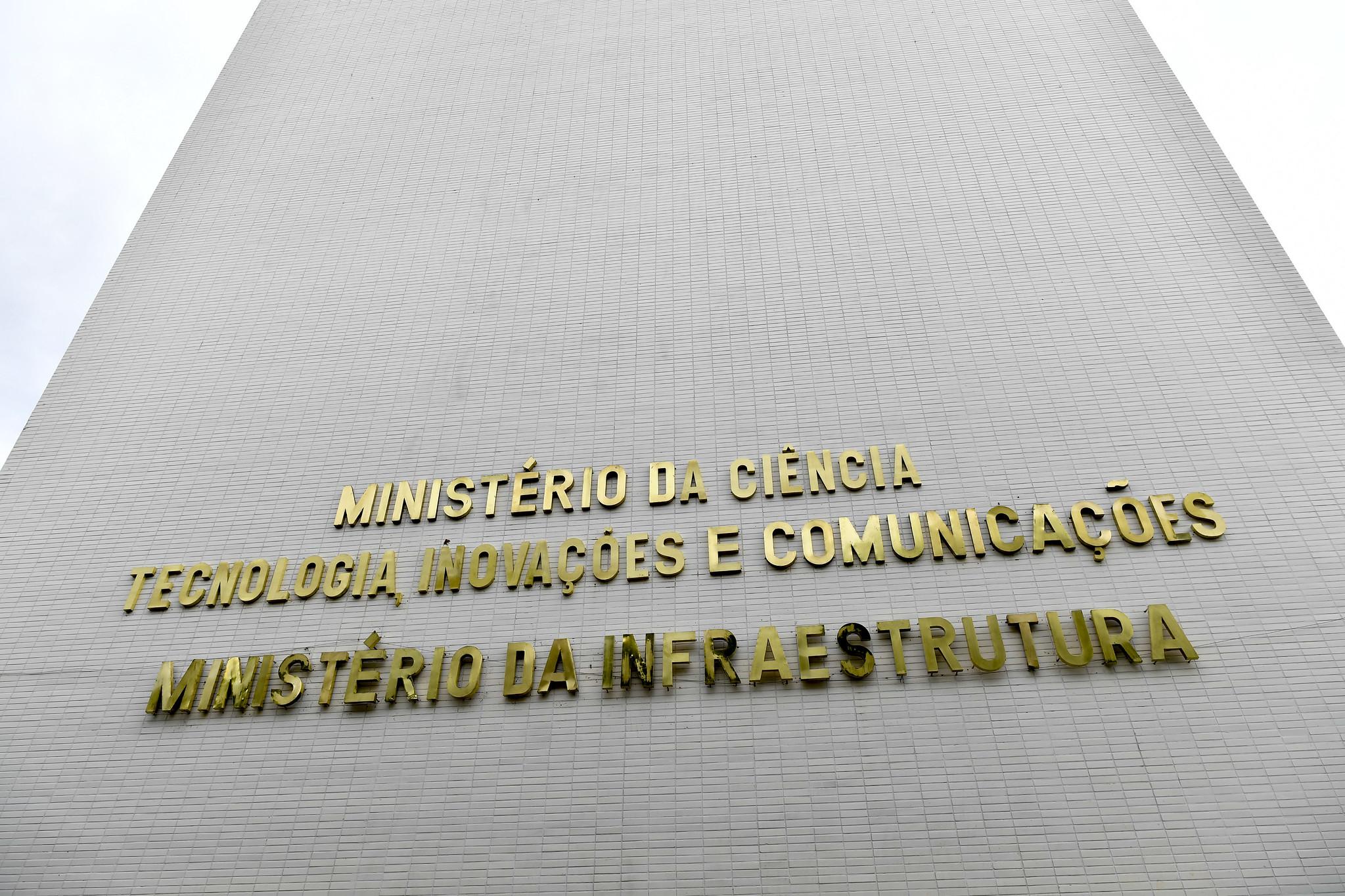 Ministério da Infraestrutura