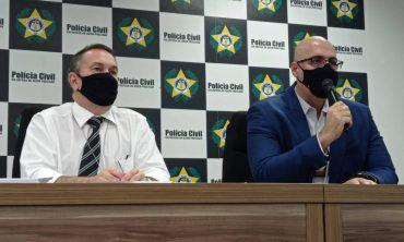Operação Zero Ponto Polícia CIVIL