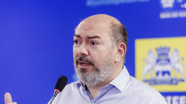 Secretário da Saúde na Prefeitura do Recife, Jailson Correia