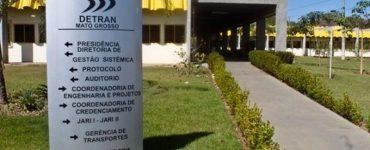 Detran Mato Grosso
