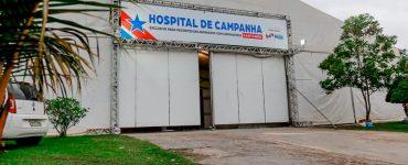 Hospital de Campanha Santarém Pará
